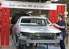 Pierwszy Saab nowej ery