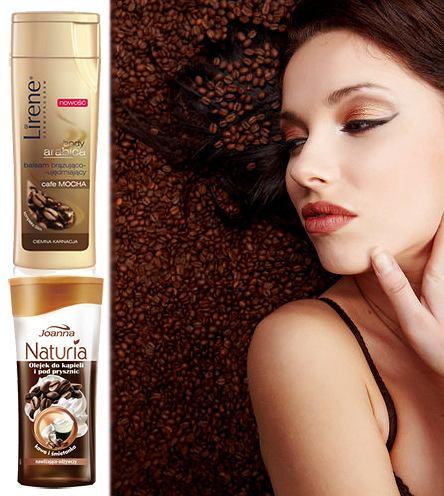 Kawowe kosmetyki