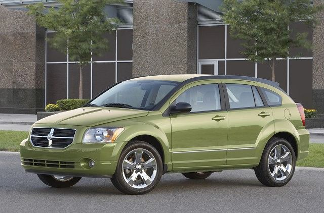 Dodge Caliber Reloaded
