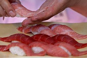 Sushi z rtęcią