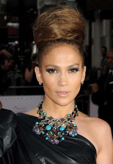 Fryzura W Stylu Jennifer Lopez Wideo