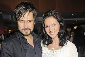 Michał Lesień i Andżelika Piechowiak