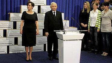 Łączy nas przekonanie, że Polska ma prawo do marzeń - powiedział Jarosław Kaczyński