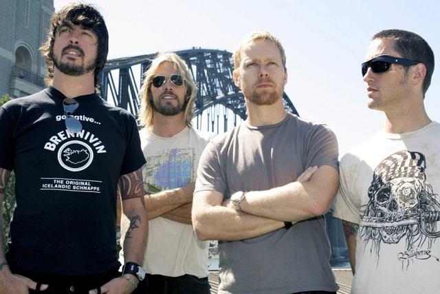 Foo Fighters, mat. prasowe