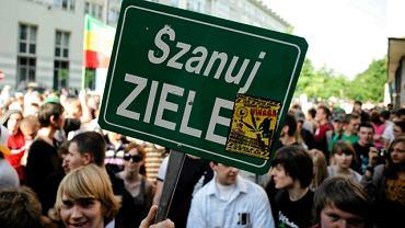 Marsz Wyzwolenia Konopi 2010
