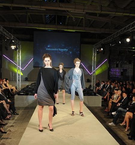 Finał konkursu Fashion Designer Awards 2010 - kolekcja Aleksandra Kawałko
