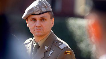 Generał Roman Polko, były dowódca GROM-u