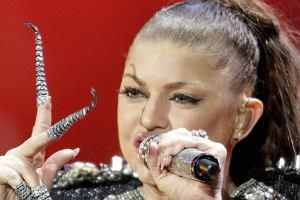 Fergie wraz z Black Eyed Peas dała koncert na otwarcie mundialu.