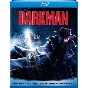 Darkman na Blu-ray