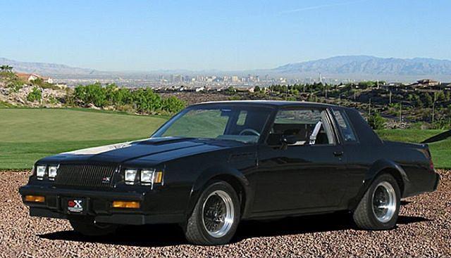Buick GNX 1987 na sprzedaż z przebiegiem około 9 tys. km