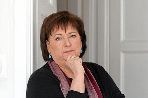 Anna Komorowska.