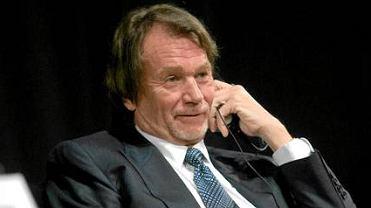 Jan Kulczyk podczas Europejskiego Kongresu Gospodarczego w Katowicach w 2010 r.