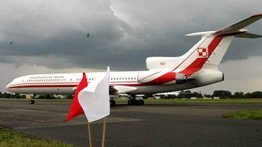 Rządowy TU 154, Dęblin 2007