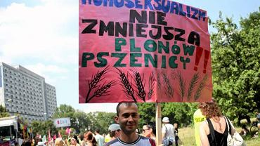 Paradą homoseksualiści starają przekonać do siebie społeczeństwo