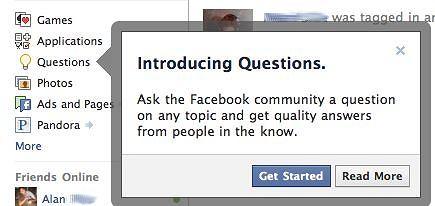 Facebook wprowadza sekcję Pytania i Odpowiedzi