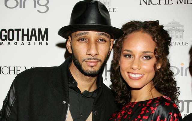 Alicia Keys i Swizz Beatz pobrali się.