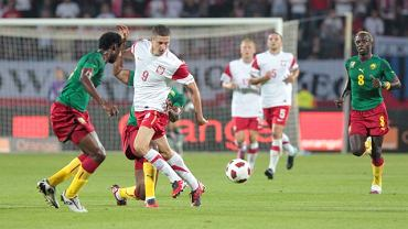 Mecz Polska - Kamerun.