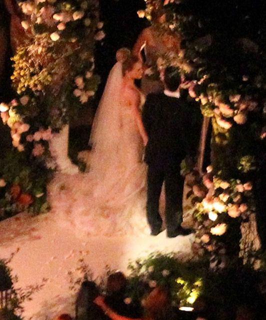 Hilary Duff bierze ślub z Mike'iem Comrie