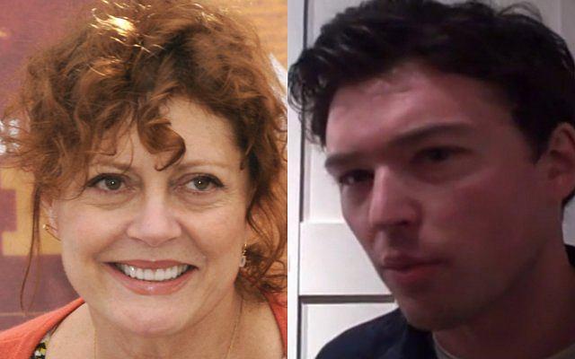 Jonathan Brickline i Susan Sarandon
