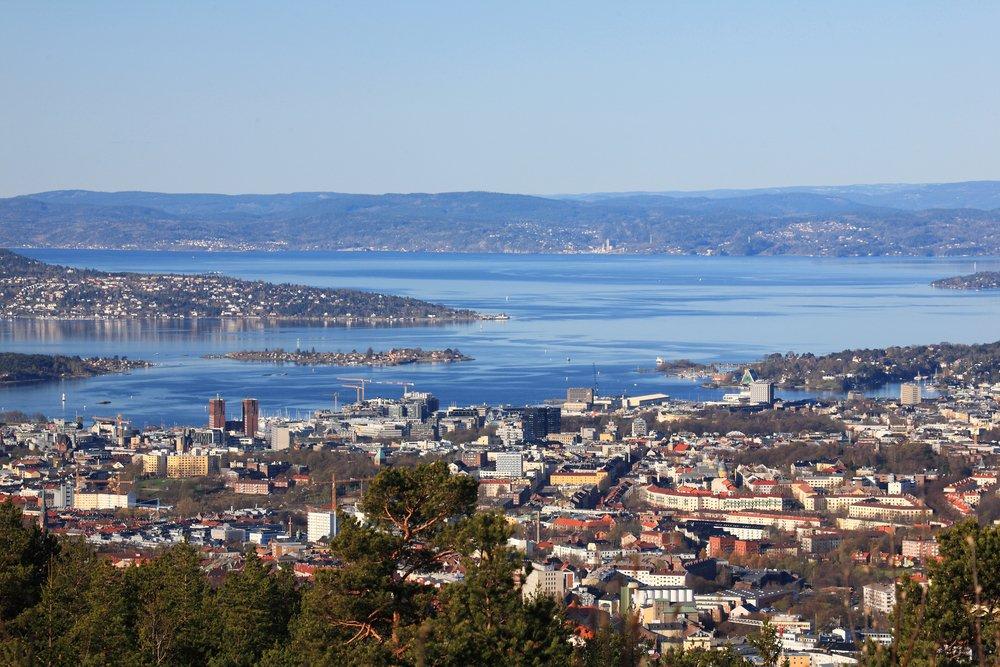 Norwegia Oslo