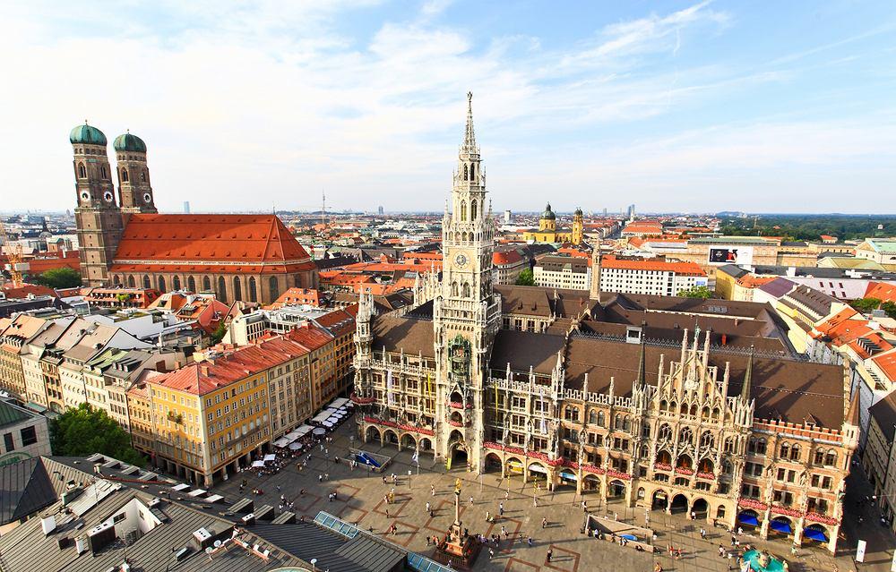 Monachium, Niemcy. Połączeniem z Bydgoszczy do tego miasta zainteresowana jest linia Adria Airways.