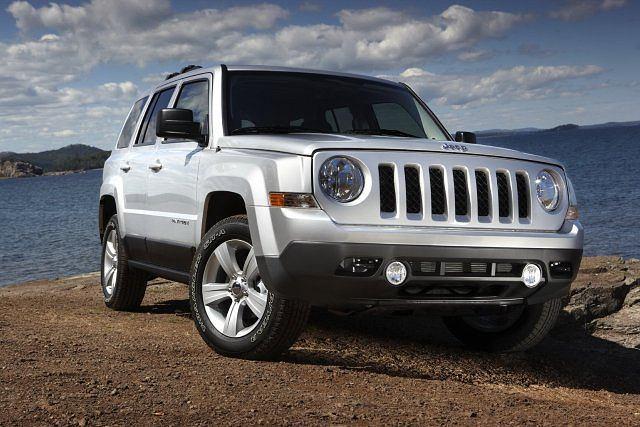 Jeep Patriot face-lifting 2011