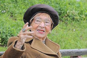 Irena Kwiatkowska 17 września 2010 skończyła 98 lat!