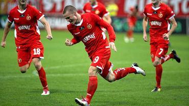 Piłkarze Widzewa