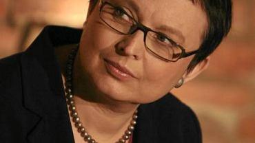 Minister Katarzyna Hall