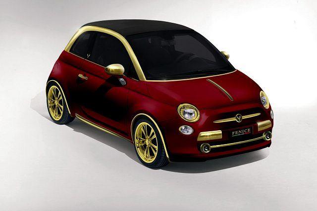 Fiat 500C La Dolce Vita