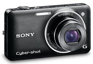 Aparat fotograficzny Sony WX5
