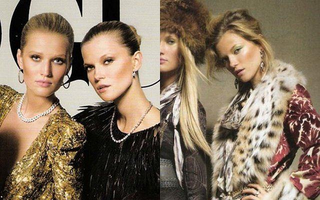 Kasia Struss zajmuje 14 miejsce na liście światowych modelek