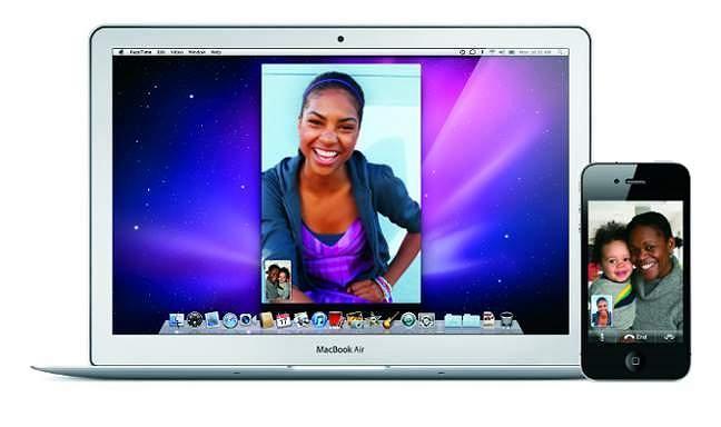 Facetime dla Mac OS X