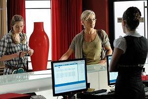 Wielka niespodzianka czeka fanów serialu Hotel 52. W dzisiejszym odcinku pojawi się Małgorzata Foremniak.