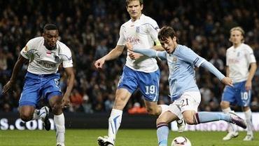 Manchester City vs Lech Poznań