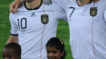 Lukas Podolski i Bastian Schweinsteiger