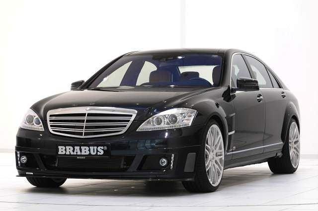 BRABUS SV12 Biturbo 800 R