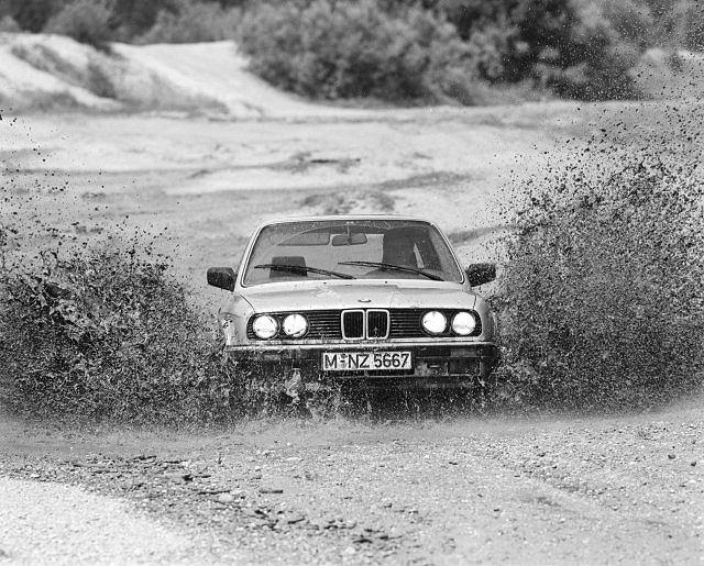 25 lat napędu 4x4 w BMW