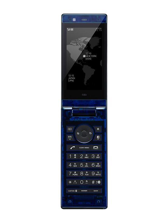 Telefon iida X-Ray.