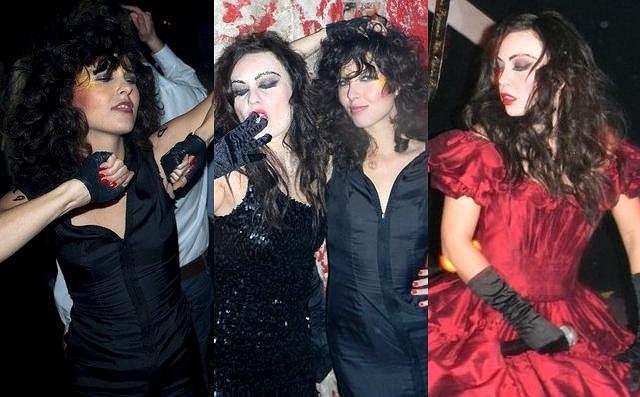 Gwiazdy kochają Halloween. Nic więc dziwnego, że gdy tylko się zbliża celebryci od razu wskakują w kostiumy i straszą.