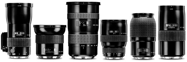 Nowe, cyfrowe aparaty Hasselblad są produkowane przez Fujii pod tą marką sprzedawane w Azji.