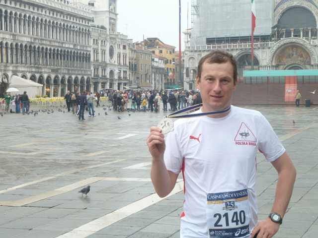 Maraton w Wenecji