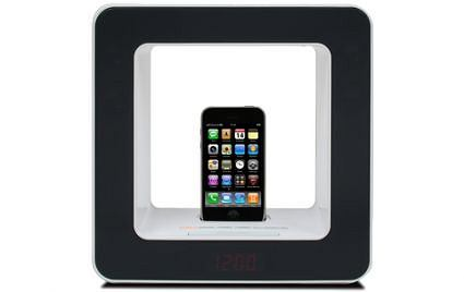 TEAC SR-LUXi radio z lampą i dokiem do iPhone'a