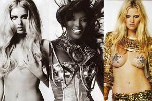 Mario Testino w brytyjskim Vogue stworzył specjalną sesję 15 najpiękniejszych modelek świata. Niestety nie ma wśród nich żadnej Polki. Która wypadła najlepiej?