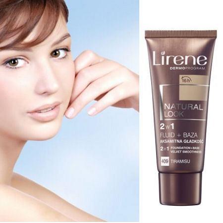 Nowy podkład Lirene