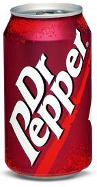 Dr Pepper, napój, 1 dol.