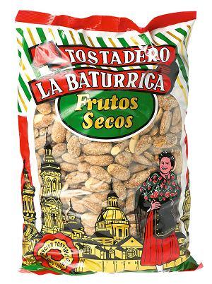 hiszpańskie specjały - migdały almendras