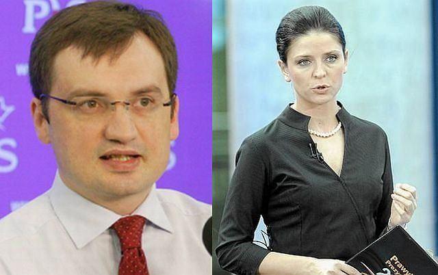 Zbigniew Ziobro i Joanna Mucha toczą wojnę