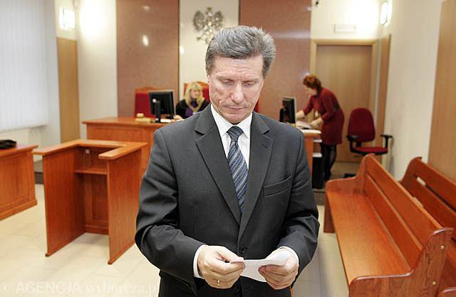 Czesław Małkowski - kandydat na prezydenta Olsztyna