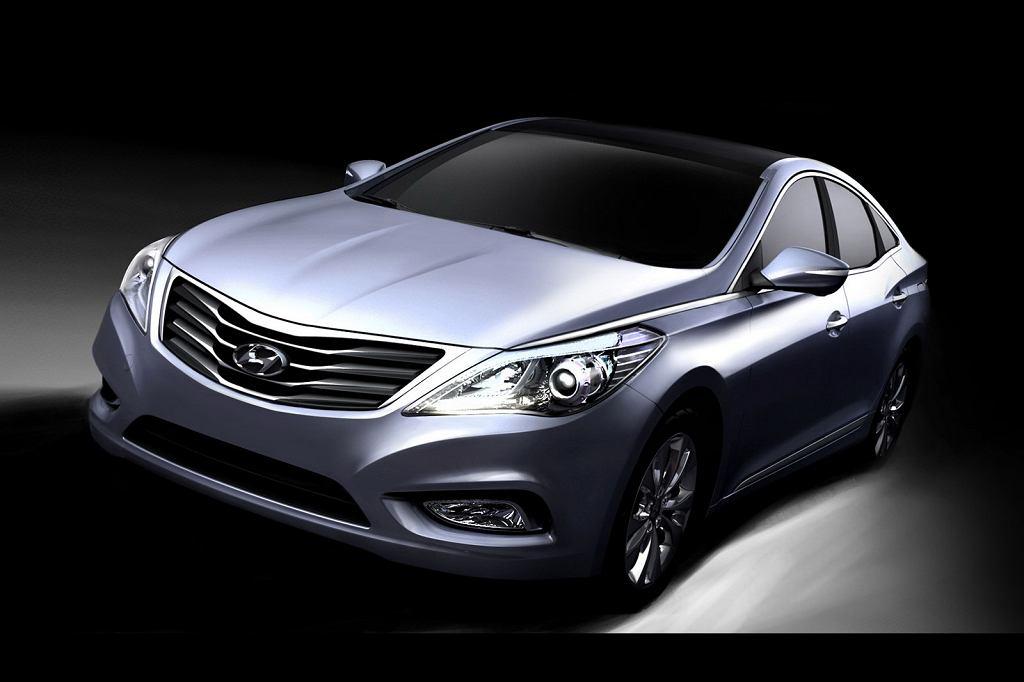 Hyundai Azera (Grandeur)